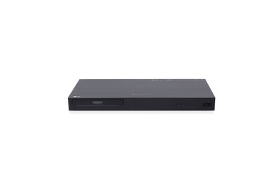 LG Electronics (LG) and Dolby Laboratories, Inc. will announce the LG UP970 Ultra HD Blu-ray player, LG's first 4K Blu-ray player which will support Dolby Vision(TM) high-dynamic-range (HDR) imaging. Leveraging the HDR technology that powers Dolby's most advanced cinemas around the world, LG's UP970 Ultra HD Blu-ray player delivers a more immersive and vivid viewing experience than ever before, by delivering greater brightness and contrast, as well as a fuller palette of rich colors.