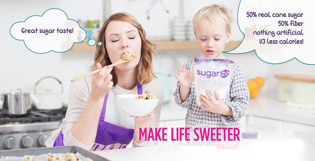 Beginning February 2017, 272 stores in the Greater Bay Area will be stocking Sugar 2.0, look out for it at all Lucky, Save Mart and Raley's Supermarkets.