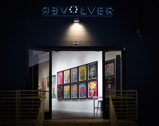 Revolver Gallery's new location in Bergamot Station