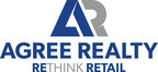 Agree Realty Declares Monthly Cash Dividend