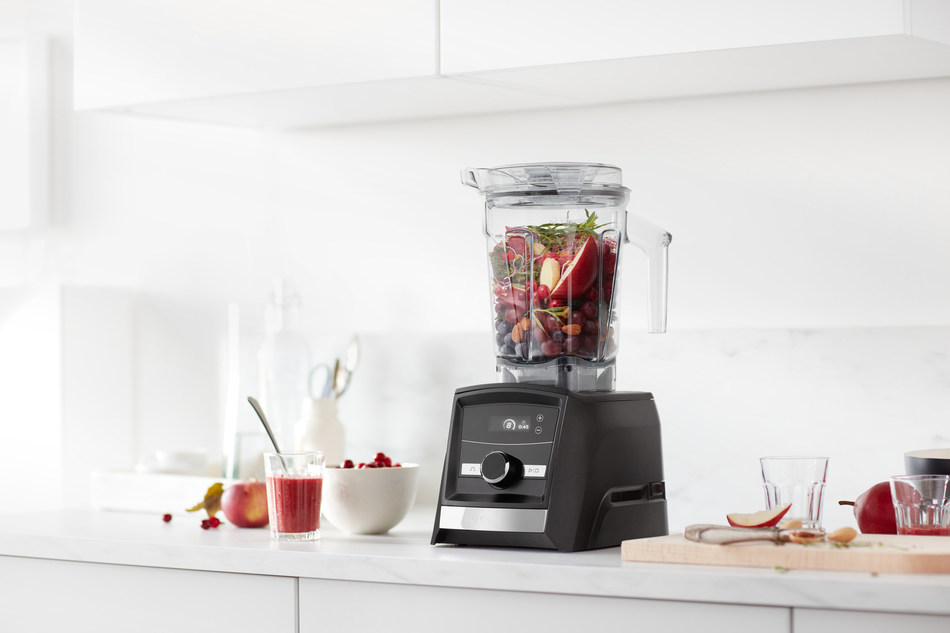 Vitamix unveiling cutting edge blending technology at for Kitchen perfected blender
