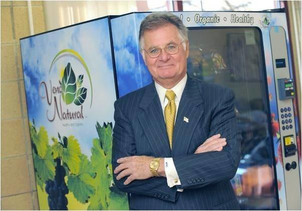 Vend Natural CEO William H. Carpenter, Jr.