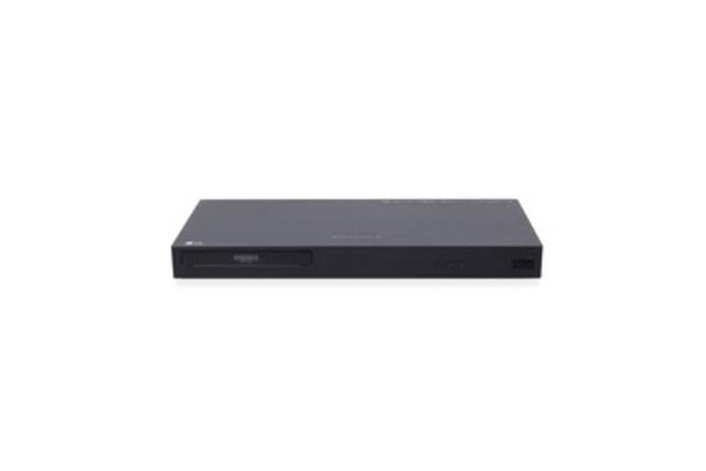 Le UP970 de LG leur propose un plus grand accès à ce qu'ils souhaitent visionner en format HDR, une offre renforcée par une importante gamme de films et de séries en format Dolby Vision (Groupe CNW/LG Electronics Canada)