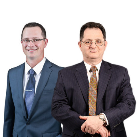 (L to R): Tim Zimmerman, Partner, Litigation Accounting and Valuation Services, Collins Barrow Toronto ...