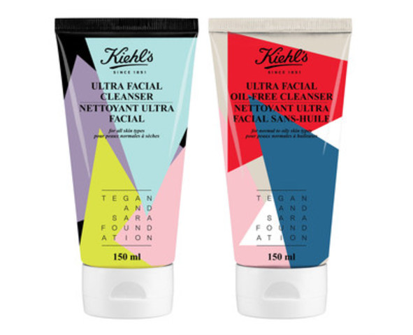 Kiehl's x Tegan and Sara – www.kiehls.ca (CNW Group/Kiehl's Since 1851)