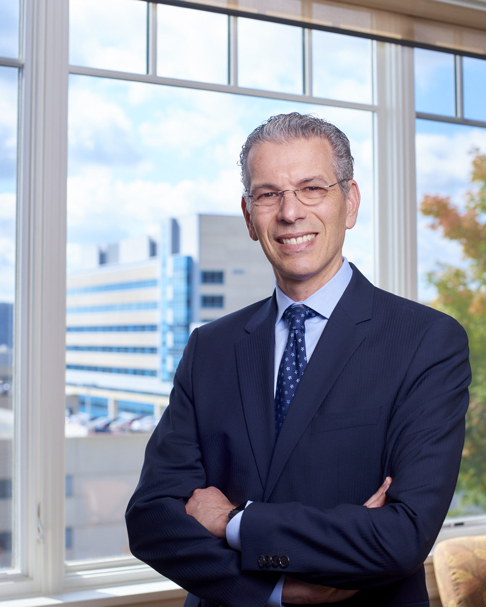 David T. Feinberg, M.D., MBA, president and CEO of Geisinger Health System.