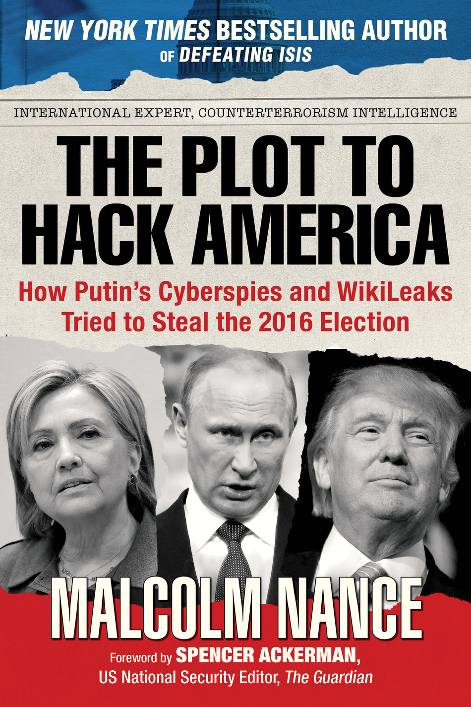 The Plot to Hack America - Malcolm Nance