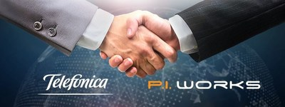 P.I. Works (PRNewsFoto/P.I. Works)