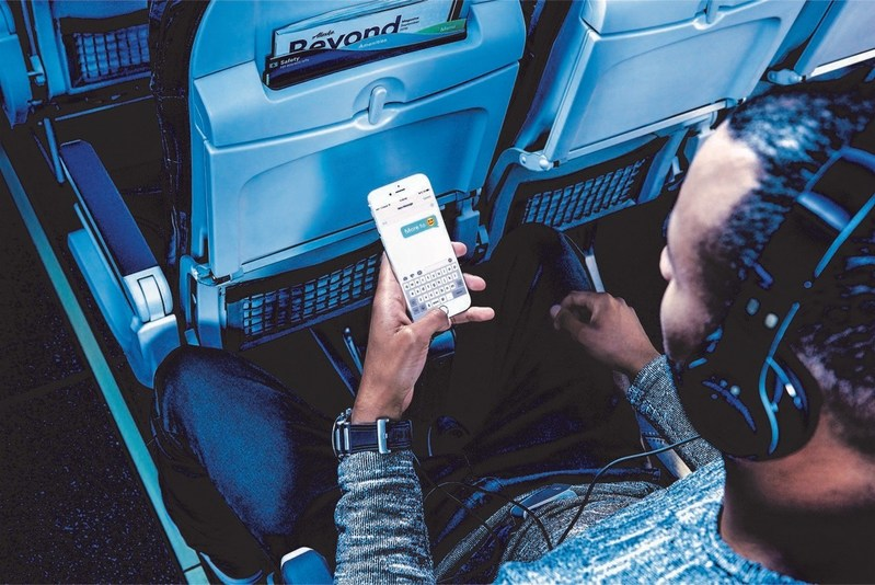 Alaska Airlines kicks off new year with new in-flight amenities, including Free Chat(TM) from any smartphone.