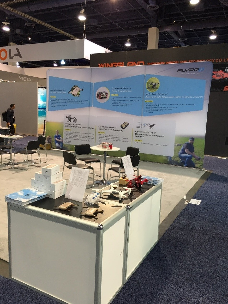 FLYPRO at CES 2017