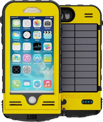 Snow Lizard's SLXtreme 7 case for iPhone 7, the ultimate in rugged, outdoor protection