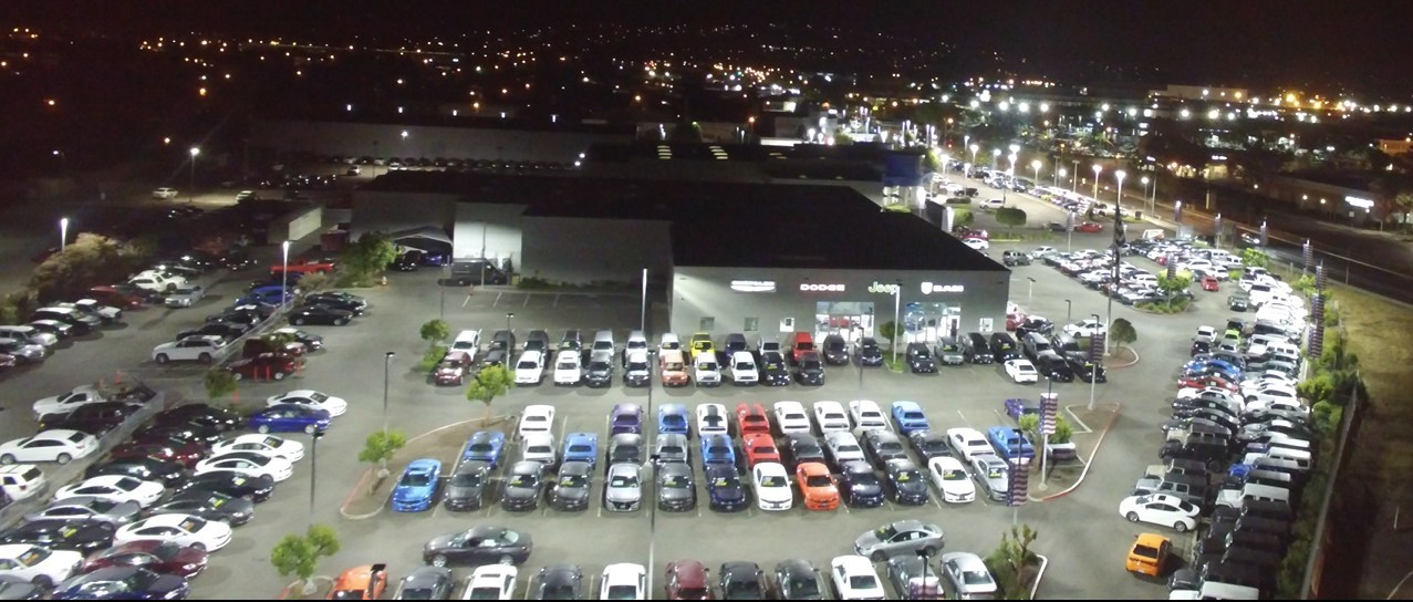 Dodge Dealer San Leandro California >> FCA US Dealers to Brighten the Night for Customers