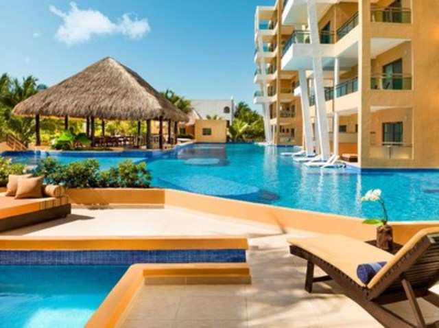 El Dorado Sensimar Seaside Suites (CNW Group/Sunwing Vacations)