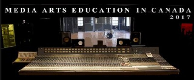 Media Arts Education in Canada (CNW Group/Harris Institute)