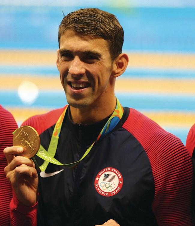 Michael Phelps, Rio 2016 Olympic Games