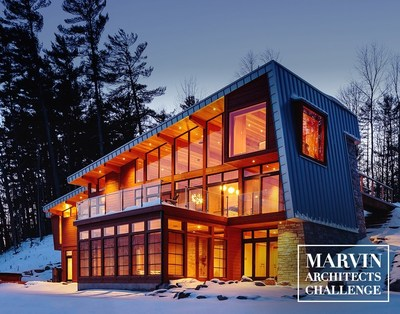 Marvin Invites Architects to Enter its  2017 Architects Challenge Design Competition