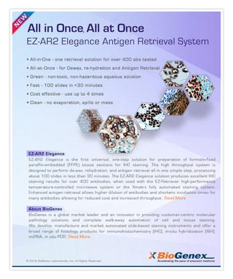 Dewax, Re-hydration and Antigen Retrieval System