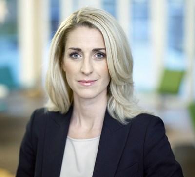Maria Carell (PRNewsFoto/Pharmalink AB)