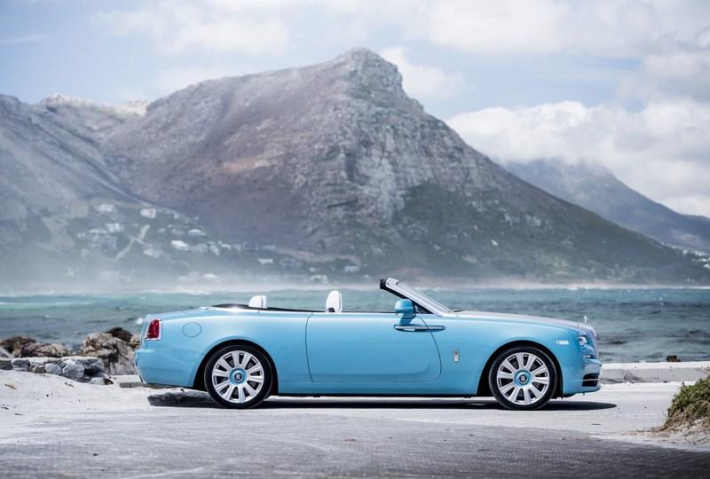 Rolls-Royce Dawn (PRNewsFoto/Rolls-Royce)