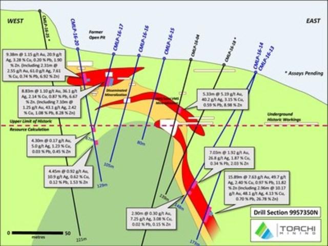 Figure 1 (CNW Group/Toachi Mining Inc.)