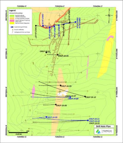 Figure 2 (CNW Group/Toachi Mining Inc.)