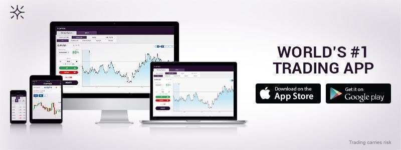 The broker launched a revolutionary new mobile app; a significant development and a major addition to Opteck's award-winning desktop trading platform (PRNewsFoto/Opteck)