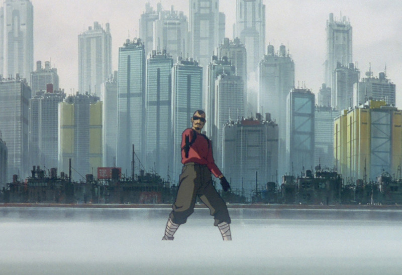 Groundbreaking Anime Ghost In The Shell Returns To Theaters For Limited Engagement February 7 8 2017