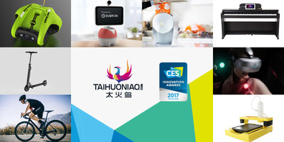 China's New Human-oriented Technologies at CES 2017