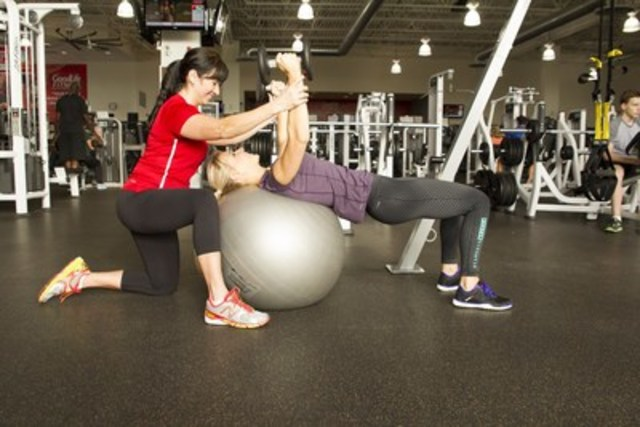 A poll of more than 1100 long-term GoodLife Fitness members found that the top motivating factor for exercise adherence was the positive feeling or emotional boost that occurs after exercise – whether it's more energy, a productivity boost, a better mood or a sense of relaxation. (CNW Group/GoodLife Fitness)