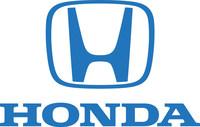 Honda Logo. (PRNewsFoto/American Honda Motor Co., Inc. ) (PRNewsFoto/Honda) (PRNewsFoto/American Honda Motor Co., Inc.)