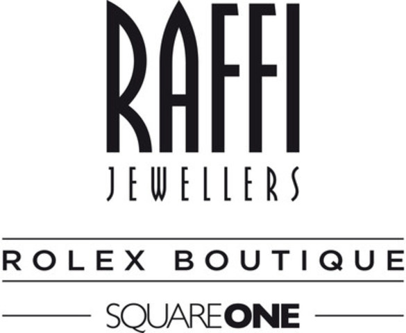 Rolex Boutique by Raffi Jewellers (CNW Group/Raffi Jewellers)