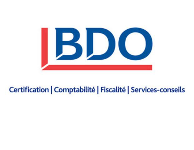 BDO Canada (Groupe CNW/BDO Canada)