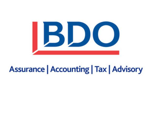 BDO Canada (CNW Group/BDO Canada)