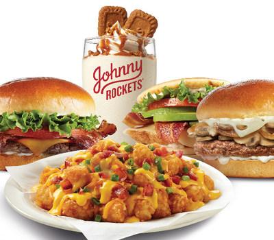 New year, new fresh limited time menu at Johnny Rockets
