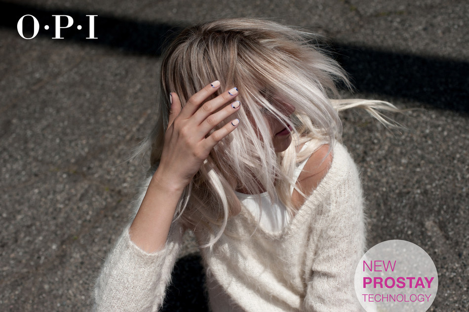 Pyper America Smith for OPI Infinite Shine ProStay