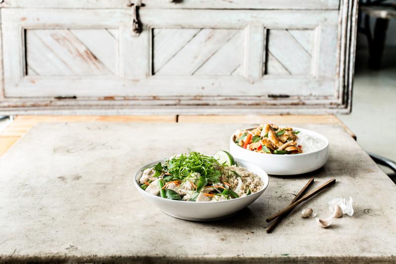 New menu items expand on restaurants' progressive Pan-Asian offerings.