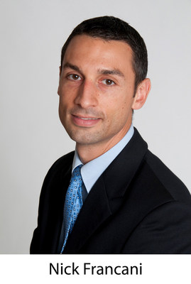 Siegfried Congratulates Nick Francani on New Leadership Role: Francani assumes new role as a Managing Director in Siegfried's Philadelphia Metro Market