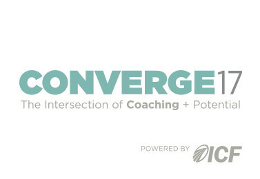 Converge 2017, hosted by the International Coach Federation, will take place August 24-26, 2017, in Washington, D.C. The first-of-its-kind event will pair cutting-edge education with networking opportunities for members of the global coaching community. Details are available at ICFConverge.com.
