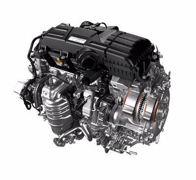 Honda's Two-Motor Hybrid System