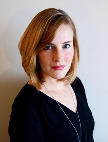 Amanda McCuaig, ARP (Groupe CNW/Société canadienne des relations publiques)
