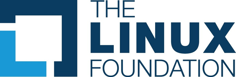 The Linux Foundation logo (PRNewsFoto/The Linux Foundation)