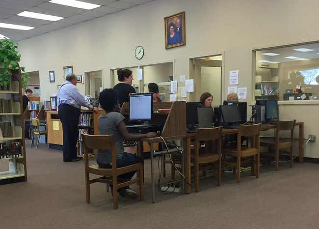Three public libraries in Newton County, Mississippi enjoyed substantial increases in Internet speeds thanks to MaxxSouth Broadband's generous gift.
