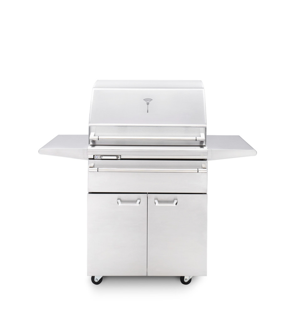 Lynx Grills Inc., the leader in premium outdoor kitchens, introduced its newest smart product, the Sonoma Smoker, at The 2017 Kitchen & Bath Industry Show (KBIS).