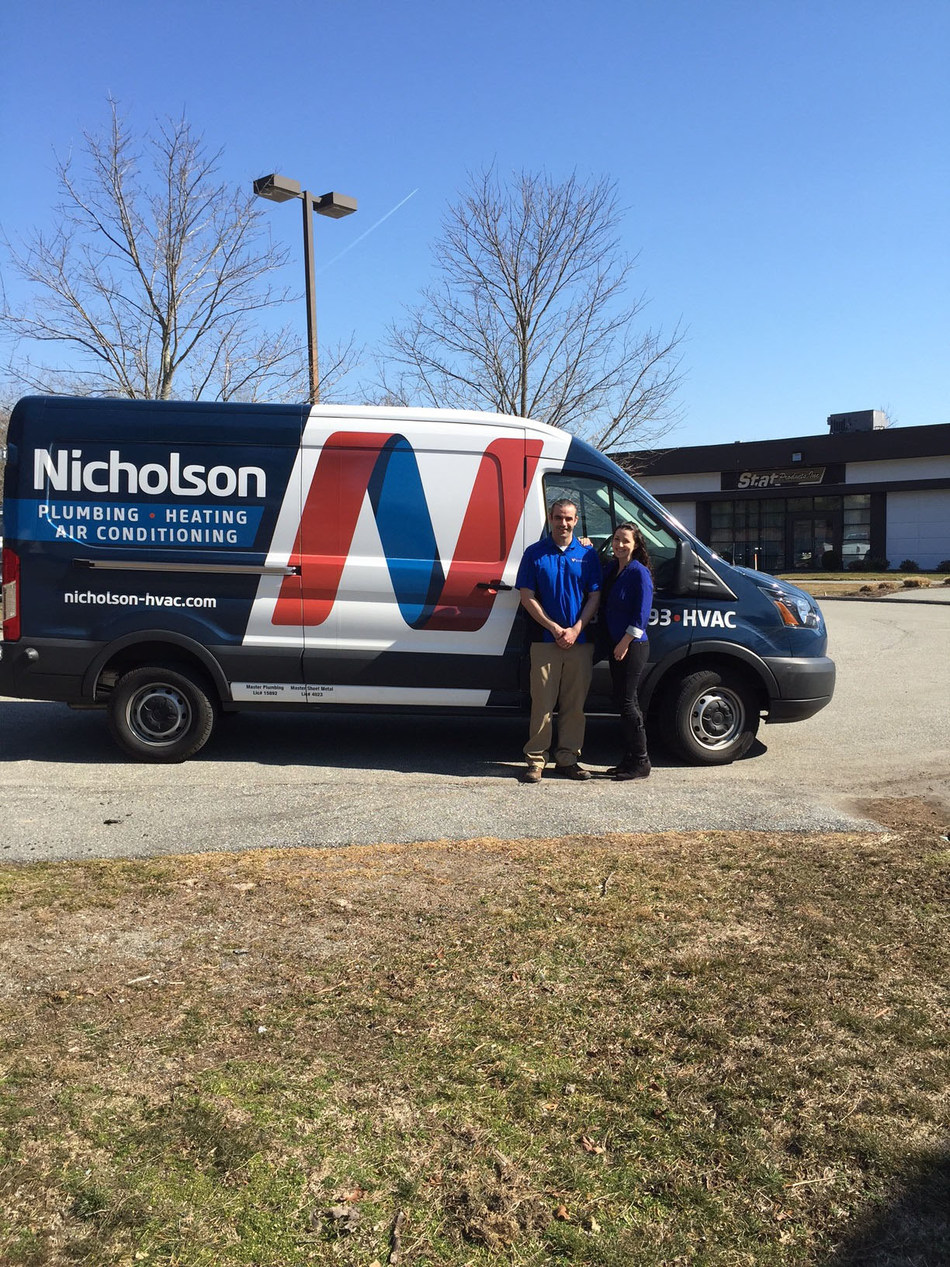 Nicholson Plumbing, Heating and Air Conditioning has been recognized with the 2016 Angie's List Super Service Award