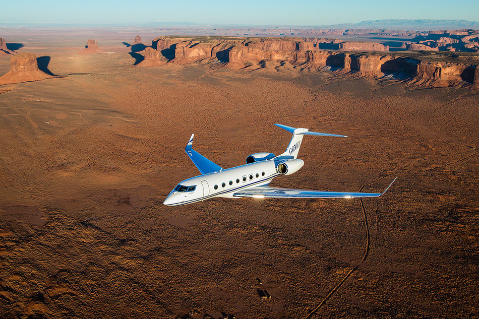 ulfstream Aerospace Corp. today announced the company's flagship Gulfstream G650ER recently claimed two more city-pair records. The achievements highlight the aircraft's superior performance and the company's commitment to providing customers with high-speed travel options.