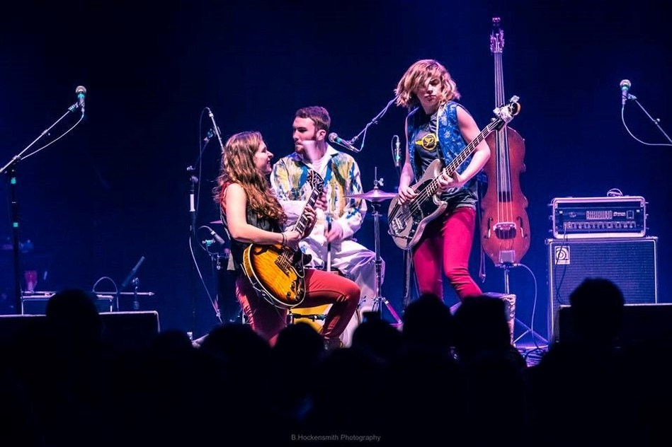 THE ACCIDENTALS SIGN TO SONY MUSIC MASTERWORKS NEW ALBUM COMING SPRING 2017