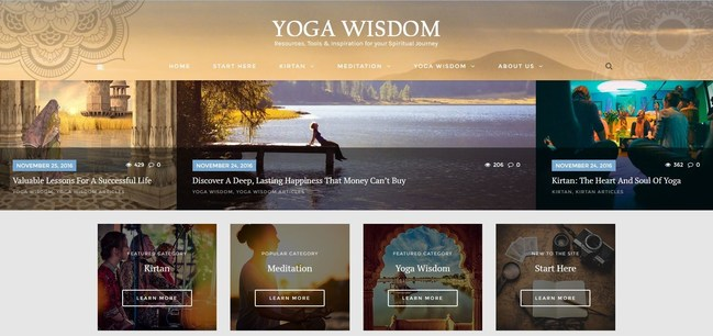 Science of Identity Foundation Yoga Wisdom Site