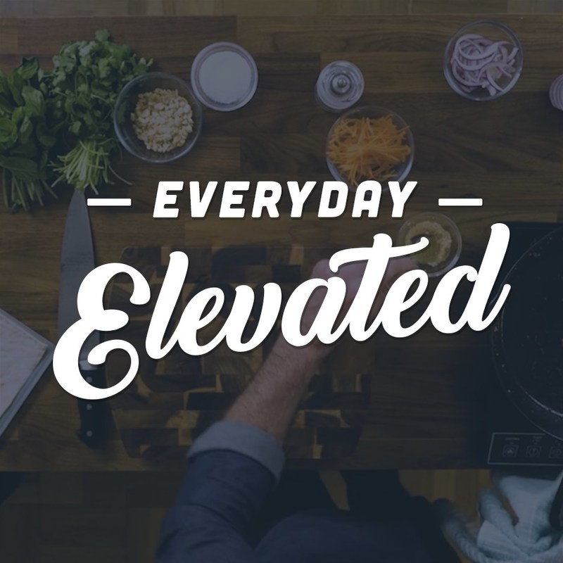 """Cooking Panda launches new series, """"Everyday Elevated"""" with Master Chef Sharone Hakman."""