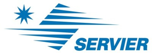 LOGO : Servier (Groupe CNW/Servier Canada Inc.)