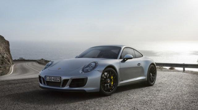 2017 Porsche 911 Carrera GTS. (CNW Group/Porsche Cars Canada)